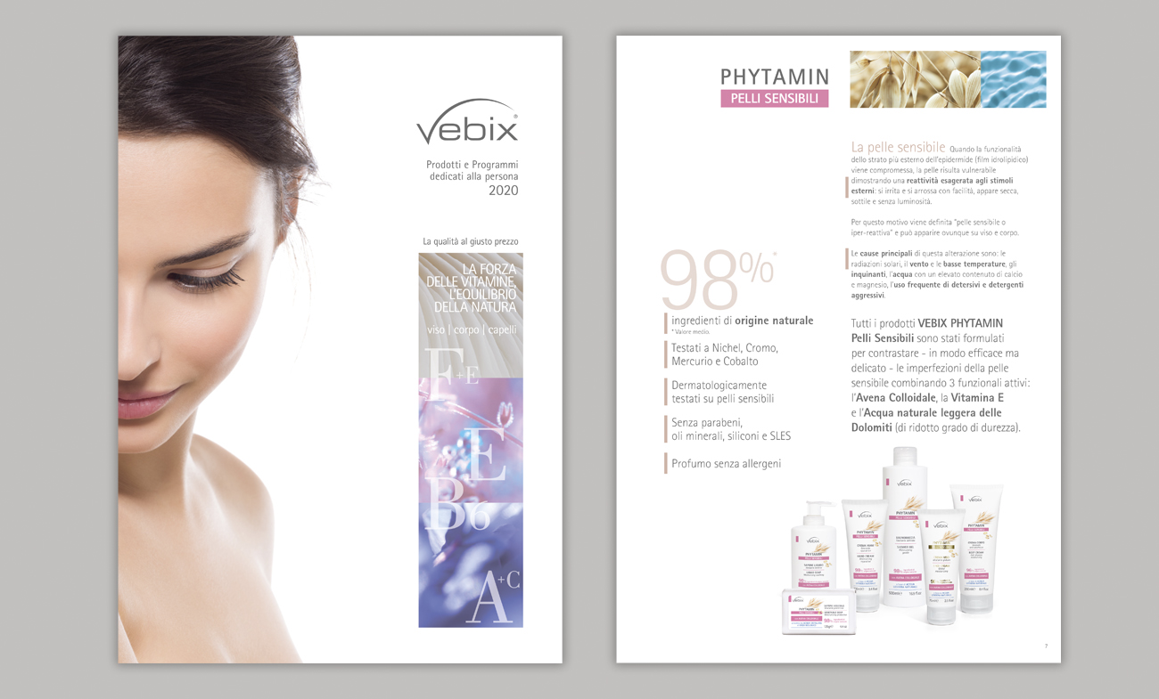 catalogo unico VEBIX 2019